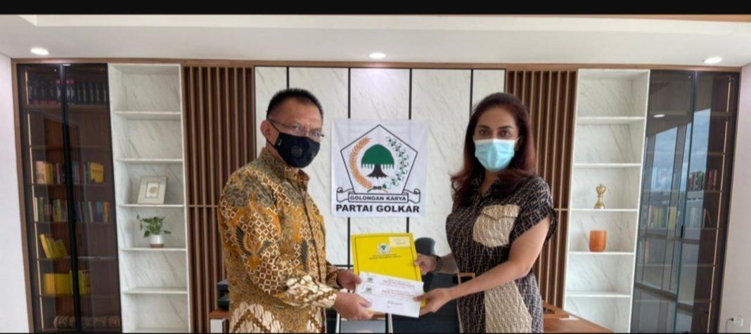 Ditunjuk Jadi Plt Ketua Golkar NTB, Gde Sumarjaya Linggih Diminta Konsolidasi Rangkul Semua Kader