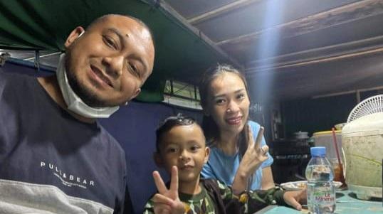 Terdampak Pandemi, Wahid Yusuf Miris Lihat Pasar Blauran di Palangka Raya Sepi Pengunjung