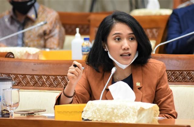 Tegas Tolak PPN Sembako, Puteri Komarudin Minta Pemerintah Optimalisasi Penerimaan Negara Yang Lain