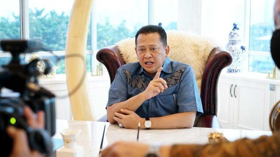 Bamsoet Minta Generasi Milenial Harus Mampu Raih Visi Indonesia Emas 2045
