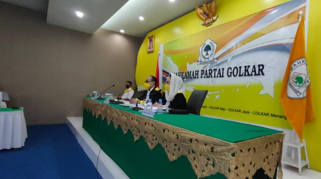 Sengketa Musda Golkar Papua Barat Jalani Sidang Perdana di Mahkamah Partai
