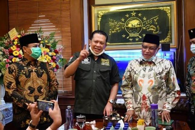 Bamsoet Doakan Akan Ada Menteri Dari PBNU di Kabinet Jokowi