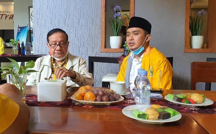 Akbar Tandjung Turun Gunung, Puji 9 Program Prioritas Gus Ipul-Mas Adi Untuk Kota Pasuruan