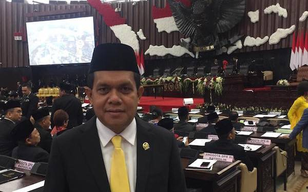 Melki Laka Lena Sebut Pemuda Perlu Sinergi Dalam Berkarya Majukan Indonesia
