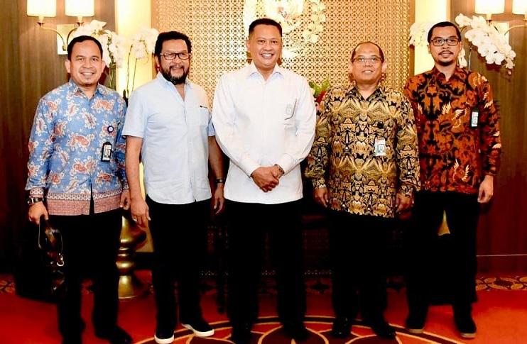 Bambang Soesatyo Gandeng KPK Beri Pembekalan Anti Korupsi Bagi Anggota DPR Baru