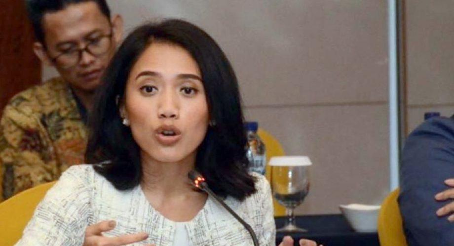 Puteri Komarudin Dorong Pemerintah Tegas Minta Google Patuhi Segala Regulasi Indonesia