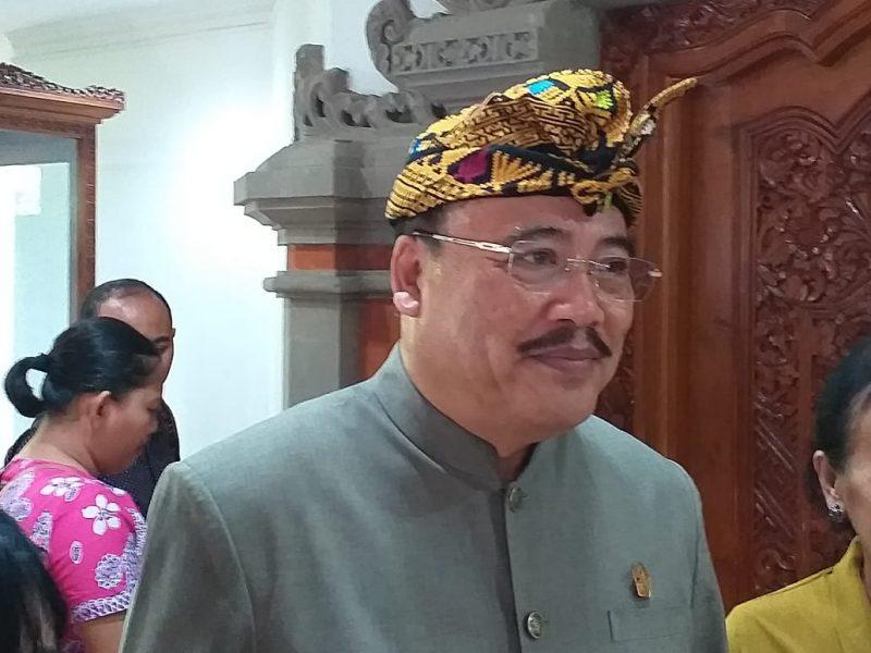 Sugawa Korry Desak Pemprov Bali Gunakan Dana Tanggap Darurat Rp.15 Miliar Untuk Cegah Corona