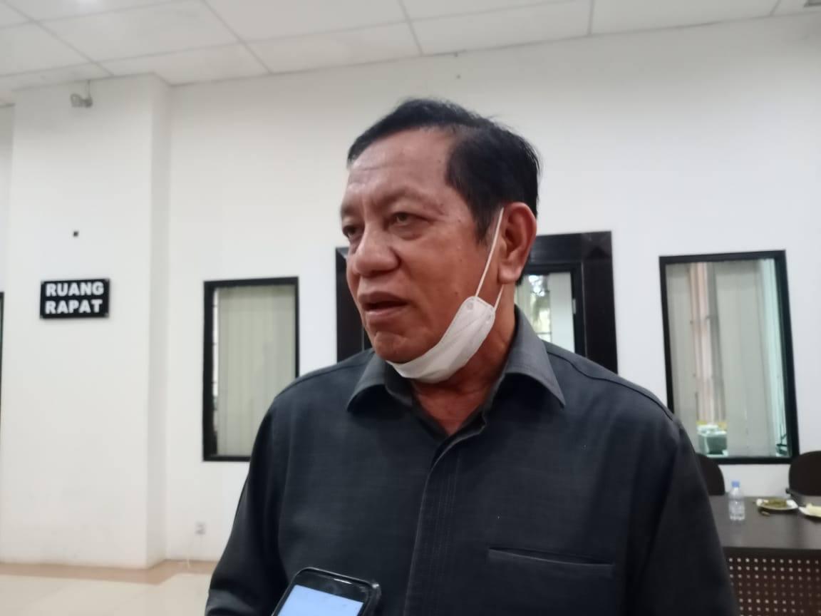 Sesak Nafas Karena Kelelahan, Ketua DPRD Kaltim Makmur HAPK Dirawat di RS Siloam Balikpapan