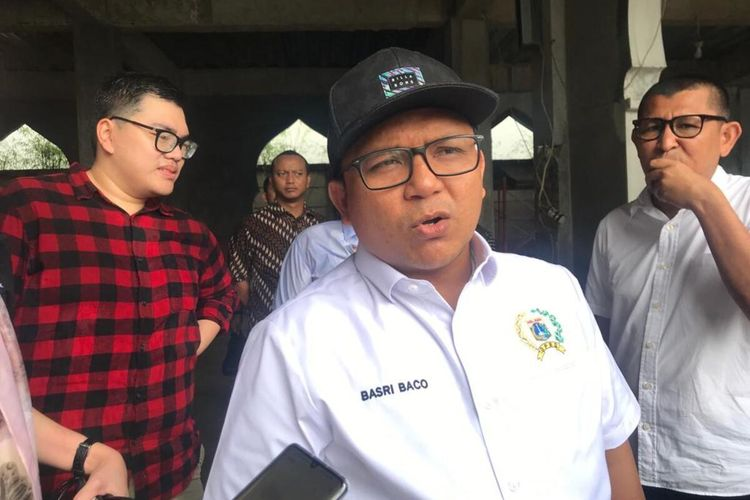 Basri Baco Tuding Gerindra dan PKS Penyebab Pemilihan Wagub DKI Terus Molor