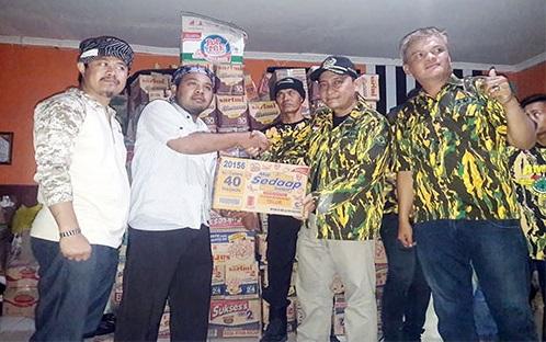 AMPG Sukabumi Dikerahkan Bantu Evakuasi Korban Bencana Longsor Cisolok