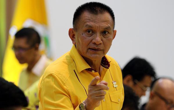 Lodewijk Paulus Ajak Masyarakat Lampung Antisipasi Derasnya Arus Informasi Digital