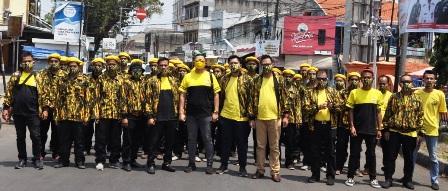 Dipimpin Astapati Rahayu, AMPG Siap Menangkan Ratu Tatu-Pandji Tirtayasa di Pilbup Serang