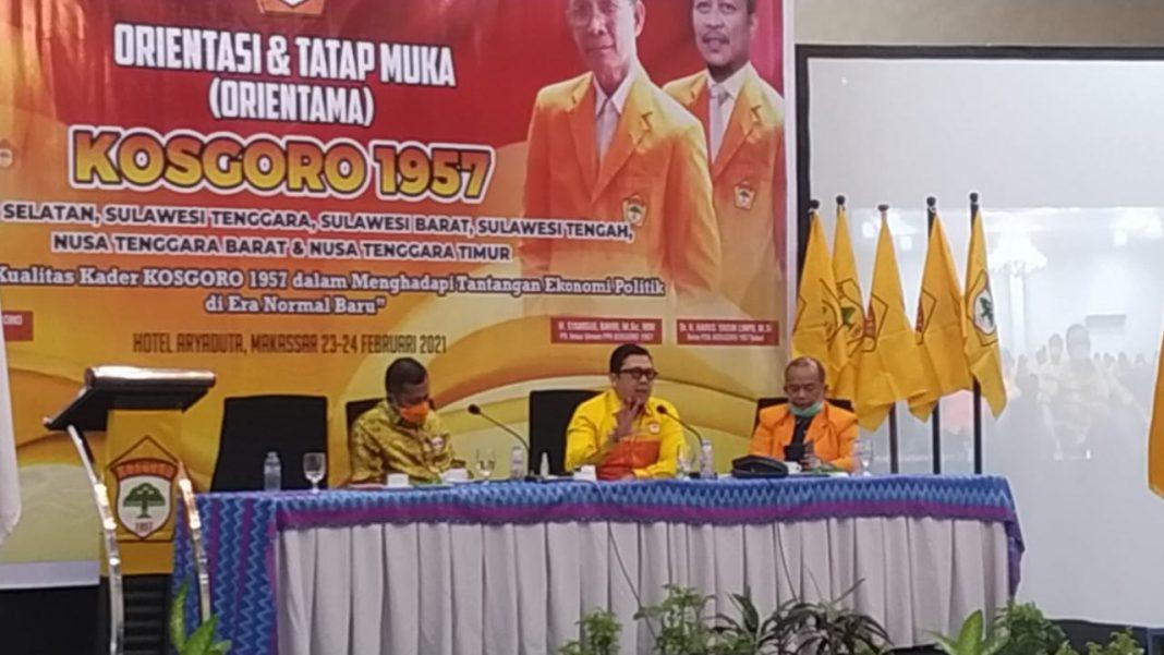 Protes Ketua DPD II Golkar Yang Menang Pilkada se-Sulsel di PLT kan, Ahmad Doli Kurnia: Mereka Aset Partai