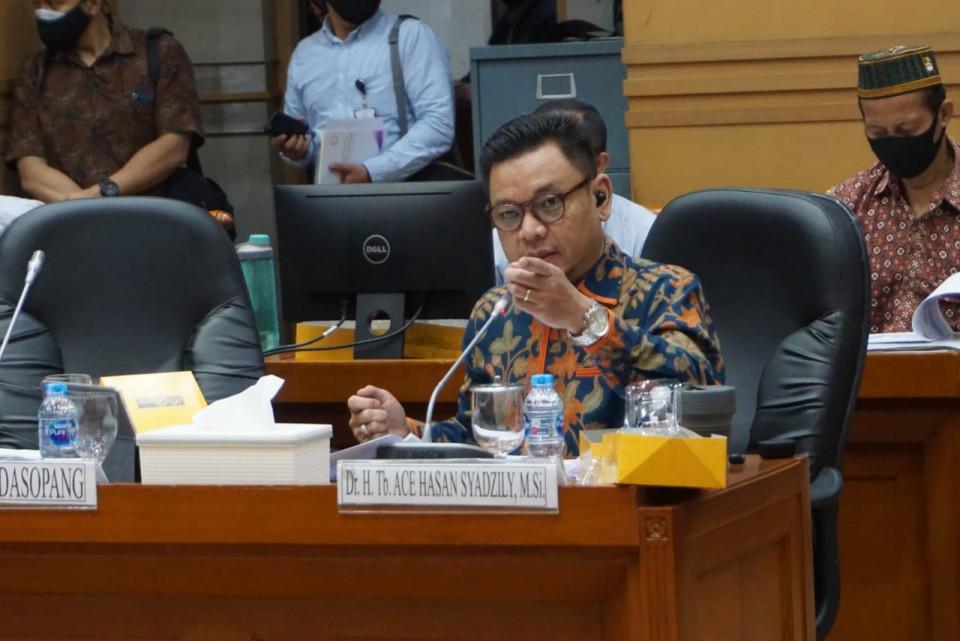 Ace Hasan Heran Data Kemiskinan Indonesia Tak Kunjung Valid