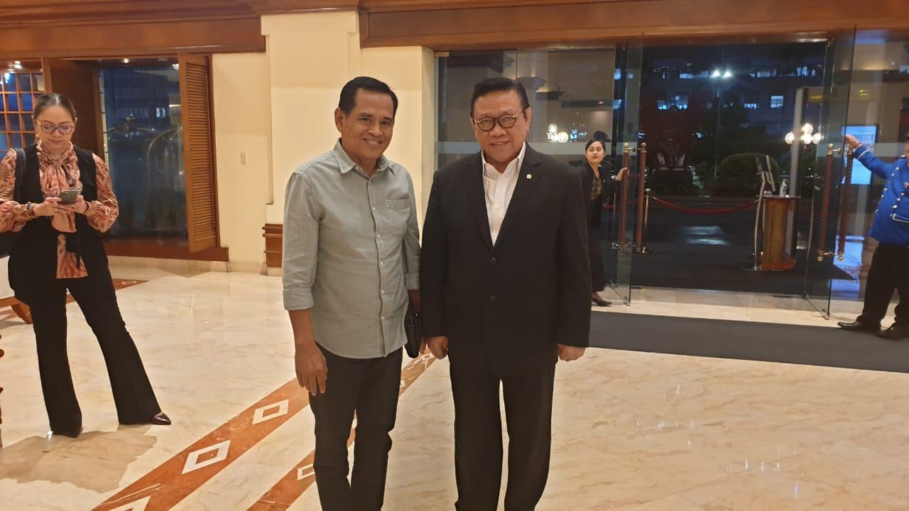 Agung Laksono Restui Ramli Lantara Maju Di Pilkada Bulukumba 2020
