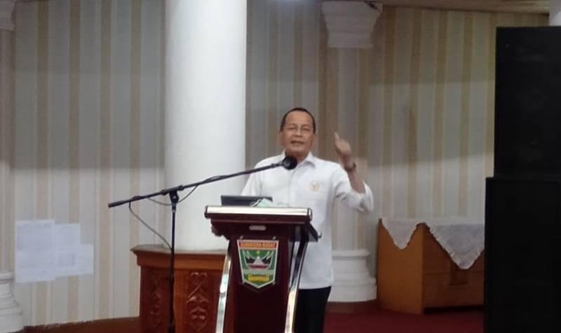 Darul Siska Nilai Pengamalan Agama Bukan Hanya Pada Tampilan Fisik Tapi Juga Perilaku Keseharian