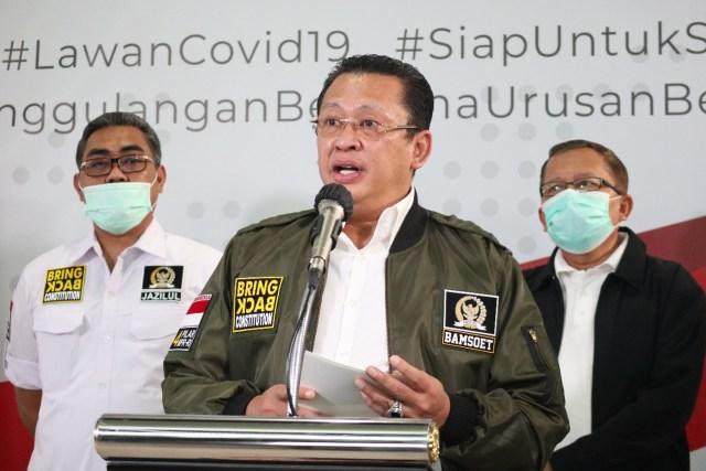 Surat Keterangan Bebas Corona Palsu Dijual Bebas, Bamsoet Desak Polri Usut Tuntas