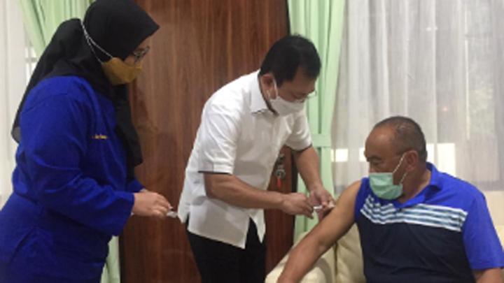 Ridwan Hisyam Siap Sumbangkan Rp.10 Juta Untuk Riset Vaksin Nusantara Yang Digagas Terawan