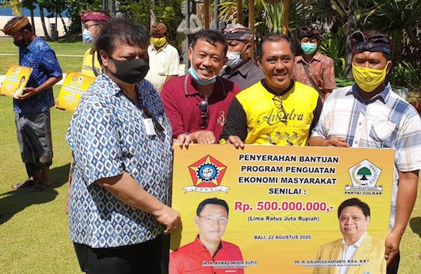 Menko Airlangga Ingin Bali Jadi Contoh Pemulihan Ekonomi Saat Pandemi COVID-19