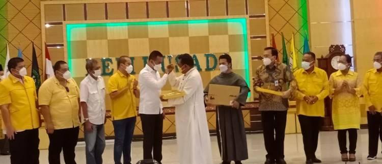 Uskup Agung Kota Medan: Golkar Dewasa Dalam Berpolitik, Akan Jadi Partai Nomor Satu