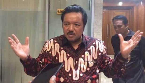 Idris Laena Dukung Imbauan BPIP Untuk Tanam Pangan dan Perpres Penyederhanaan Impor