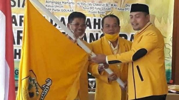 Gugat Musda Cacat Hukum, Sekretaris Golkar Banten Minta 11 PK Kota Tangerang Introspeksi Diri