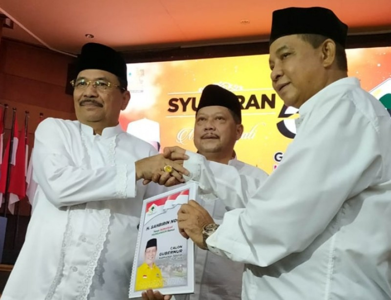 Gerindra Lebih Pilih Denny Indrayana di Pilgub Kalsel, Golkar Tak Terkejut Tak Gentar