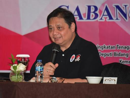 Airlangga Hartarto, Ketua Umum Partai Golkar Penggemar Kungfu Berprestasi di Dunia Wushu