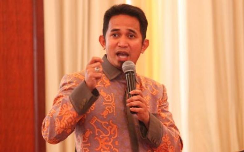 Usung Rahmad Mas'ud Jadi Balon Walikota Balikpapan, Golkar Siap Koalisi Dengan PDIP