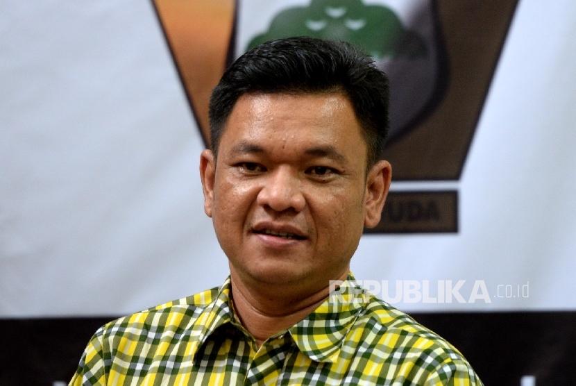 Ace Hasan Tegaskan Pernyataan Jokowi Kaji Ulang Izin FPI Bukan Politis