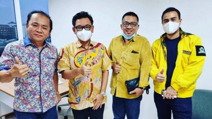 Jelang Musda Golkar Kota Bekasi, Nofel Saleh Hilabi Banjir Dukungan Gantikan Rahmat Effendi