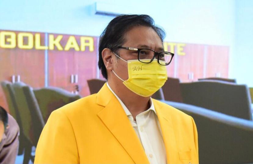 Azis Syamsuddin Jadi Tersangka KPK, Ini Tanggapan Ketum Golkar Airlangga Hartarto