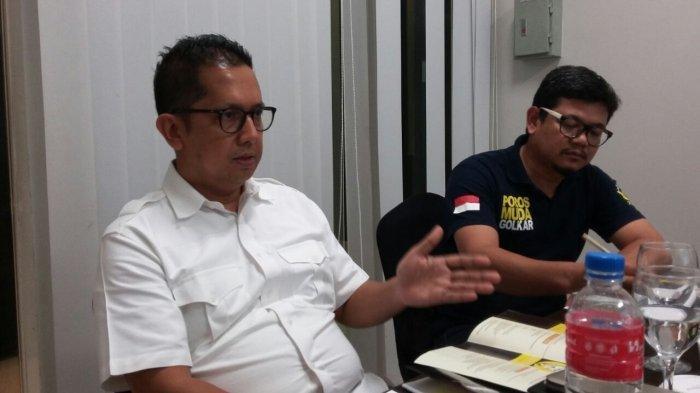 Muncul 7 Balon Ketua, Pahlevi Pangerang Ingin Aklamasi di Musda Golkar Kaltim