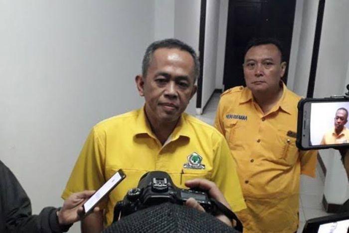 Ade Barkah Diistirahatkan, Ace Hasan Syadzili Jabat Plt Ketua Golkar Jawa Barat