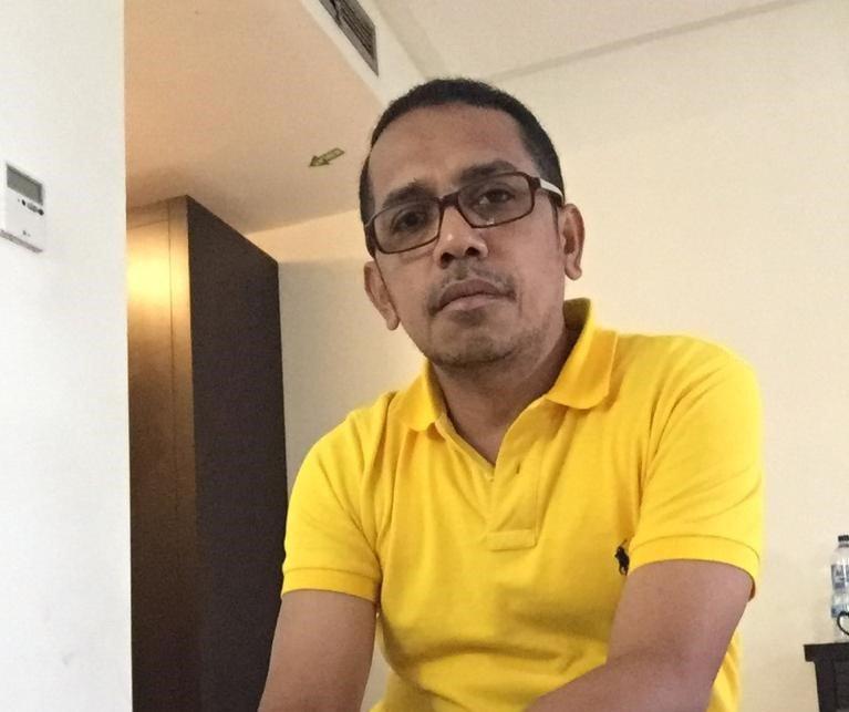 Demi Keamanan Bersama, Syahmud Basri Ngabalin Dukung Imbauan Jokowi Beraktivitas Di Rumah