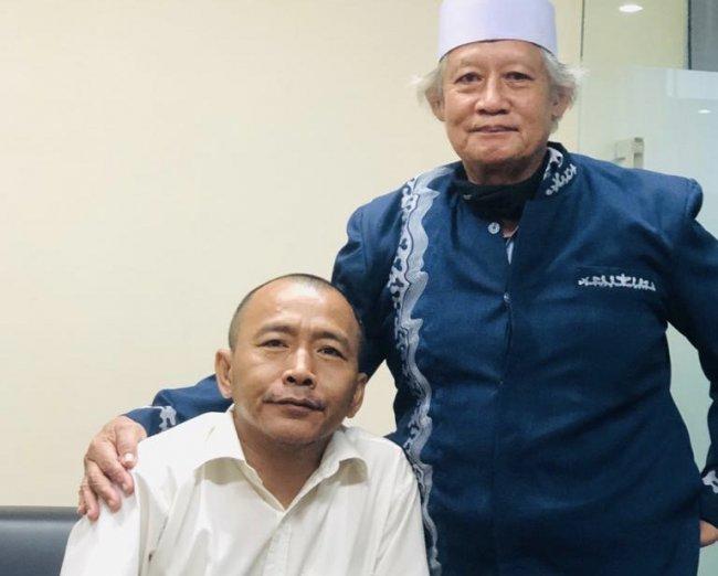 Jamaludin Bakal Perjuangkan Hibah Rp.100 Miliar Untuk Sekolah dan Pusat Seni Budaya Betawi