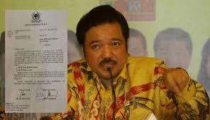 Idris Laena Ungkap 4 Jagoan Golkar di Pilkada se-Riau, 5 Lainnya Masih Dalam Proses