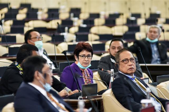 Berubah Sikap, Nurul Arifin Tegaskan Fraksi Golkar Ingin Tunda Revisi UU Pemilu