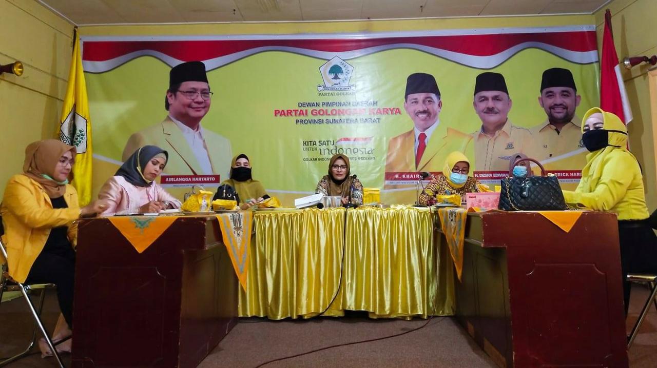 Panitia Qurban Partai Golkar Sumbar Kumpulkan Enam Ekor Sapi Untuk Idul Adha
