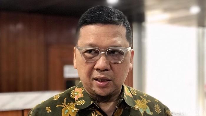 Azis Syamsuddin Dilaporkan ke KPK, Ahmad Doli Kurnia Ingatkan Asas Praduga Tak Bersalah