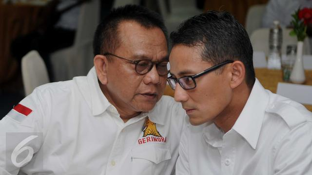 Haji Oding Siap Beri Tiket Fraksi Golkar Untuk Taufik Jadi Wagub DKI Jakarta