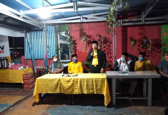 11 Terobosan Rohidin Mersyah Untuk Bengkulu Bikin Takjub Alumni SMAN 3 Manna