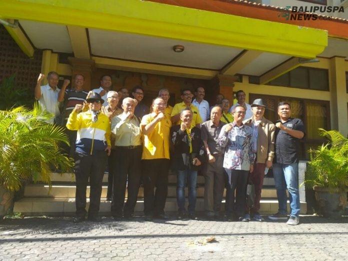 20 Tokoh Berpengaruh Masuk Dewan Pertimbangan Golkar Bali