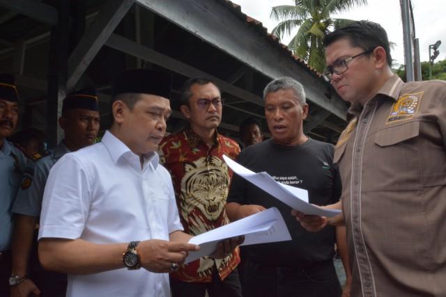 Supriansa Desak Pemerintah Segera Atasi Over Kapasitas Lapas Makassar