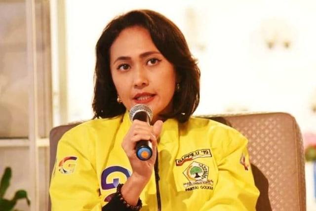 Christina Aryani Targetkan RUU PDP Rampung Dan Disahkan Oktober 2021
