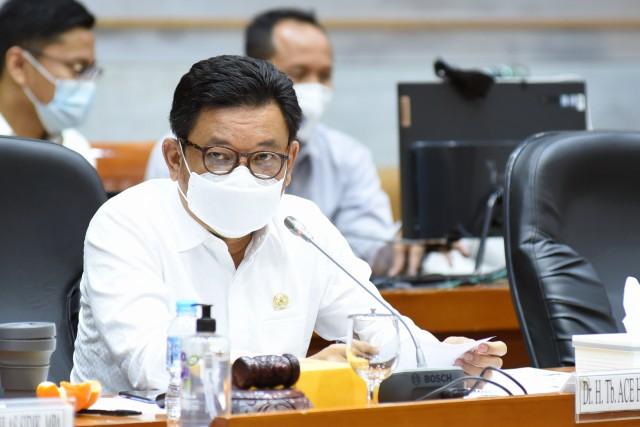 Ace Hasan Soroti Ketimpangan Anggaran Pendidikan Yang Dikelola Kemendikbud dengan Kemenag