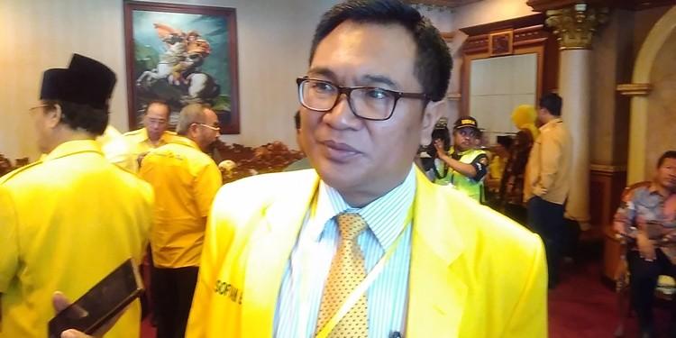 Ketua Golkar Kota Malang, Sofyan Edi Jarwoko Raih The Most Influential Figure 2020 Award
