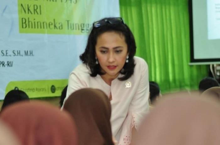 Ditanya Christina Aryani Terkait Pendidikan Bela Negara, Ini Jawaban Wamenhan Wahyu Trenggono