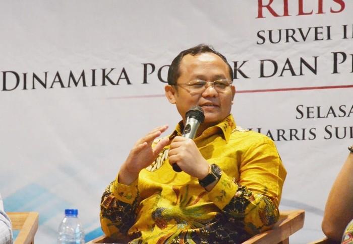 Dua Besar Survei LKPI, Sarmuji Optimis Golkar Jatim Capai Target 17 Kursi DPRD di Pemilu 2024