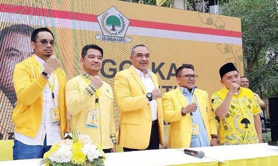 Ini 4 Nama Calon Kuat Sekretaris Golkar DKI Jakarta Pendamping Ahmed Zaki Iskandar